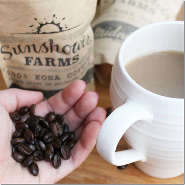 Sunshower Farms Kona Coffee