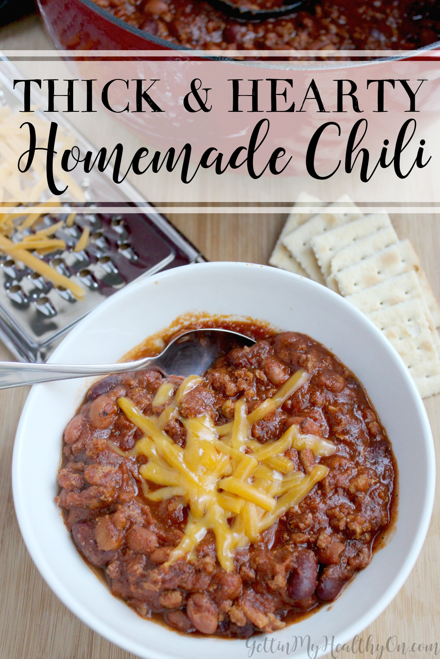 Thick and Hearty Chili