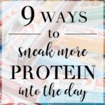 9 Tips for Eating More Protein + Premier Protein Giveaway {Closed}
