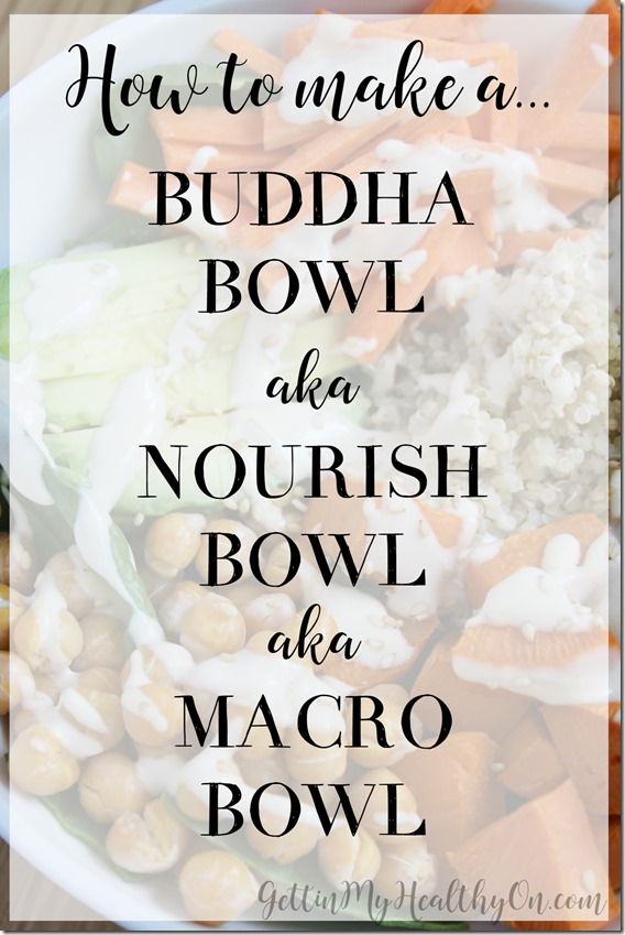How to Make a Buddha Macro Bowl