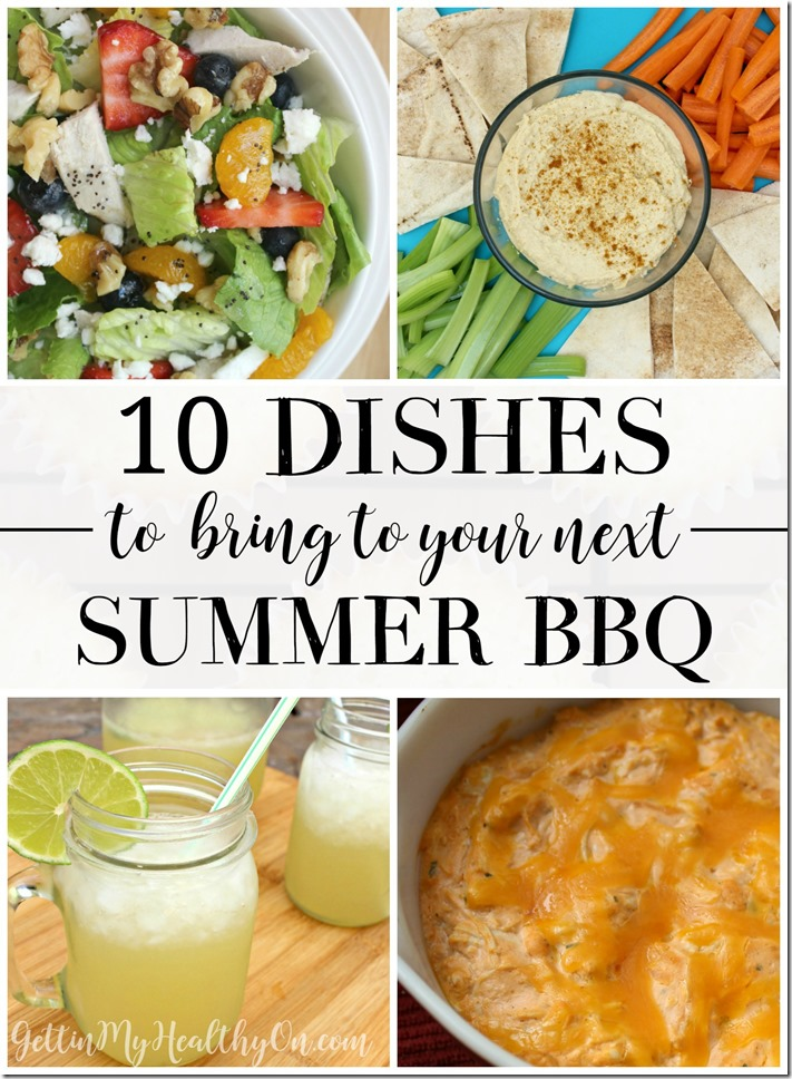 Dishes to Bring to a BBQ