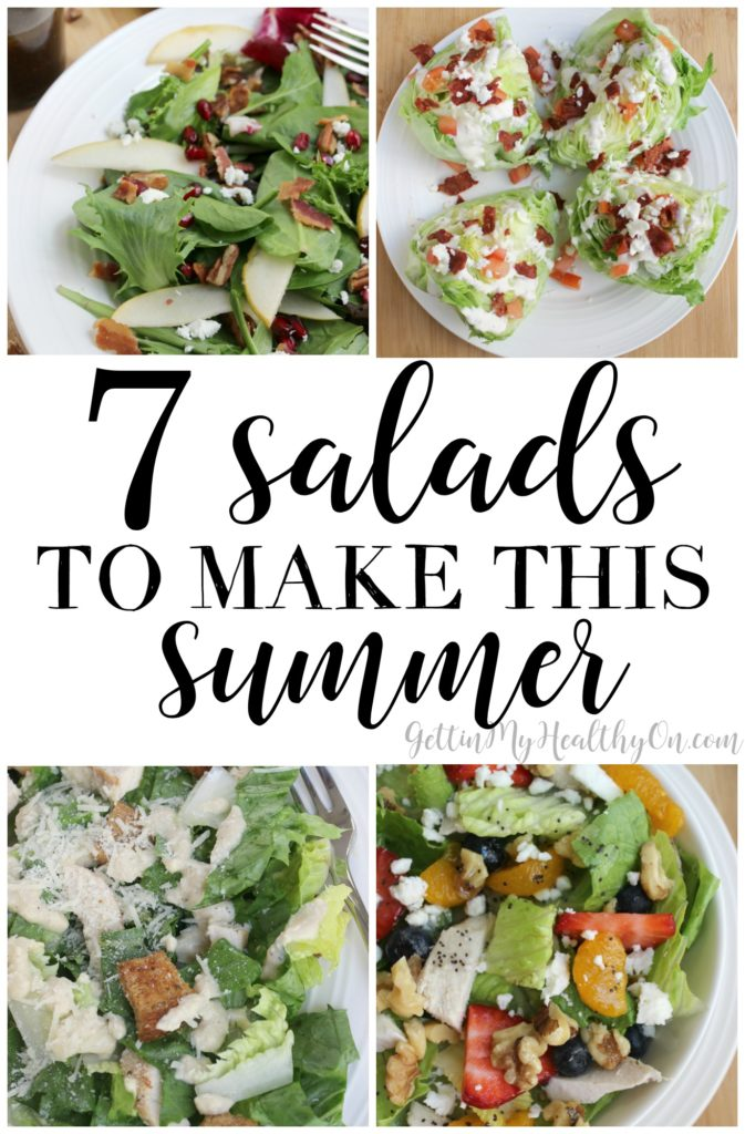 Salads to Make During the Summer