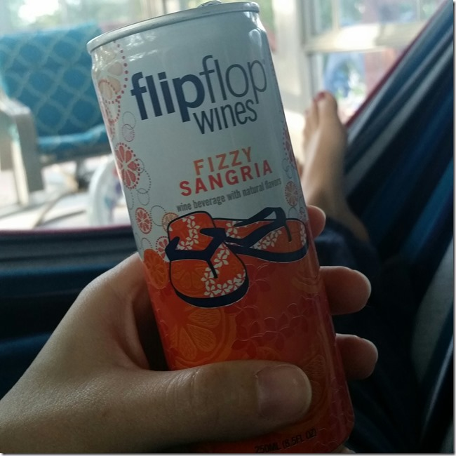 FlipFlop Sangria in a Can