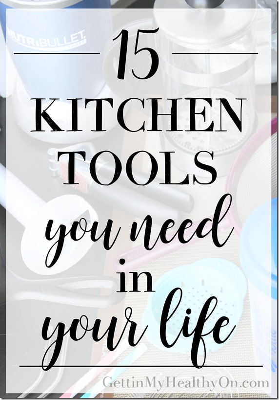 Best Kitchen Tools You Need in Your Life