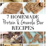 7 Granola Bar & Protein Bar Recipes
