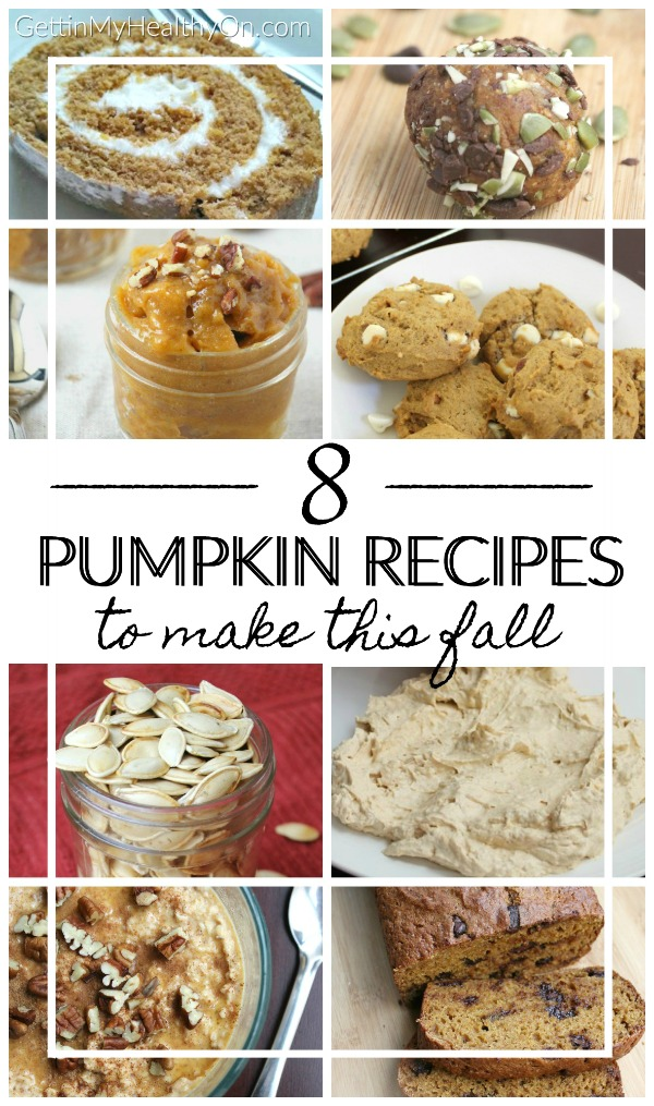 Pumpkin Recipes for the Fall