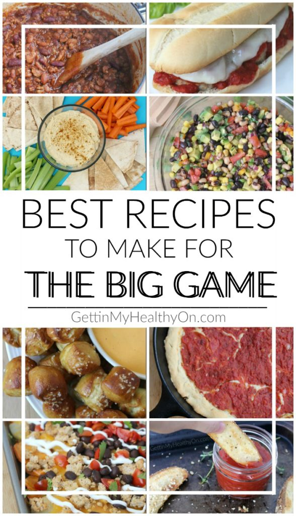 Best Football Game Day Recipes