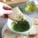 Garlic & Herb Dipping Oil for Bread